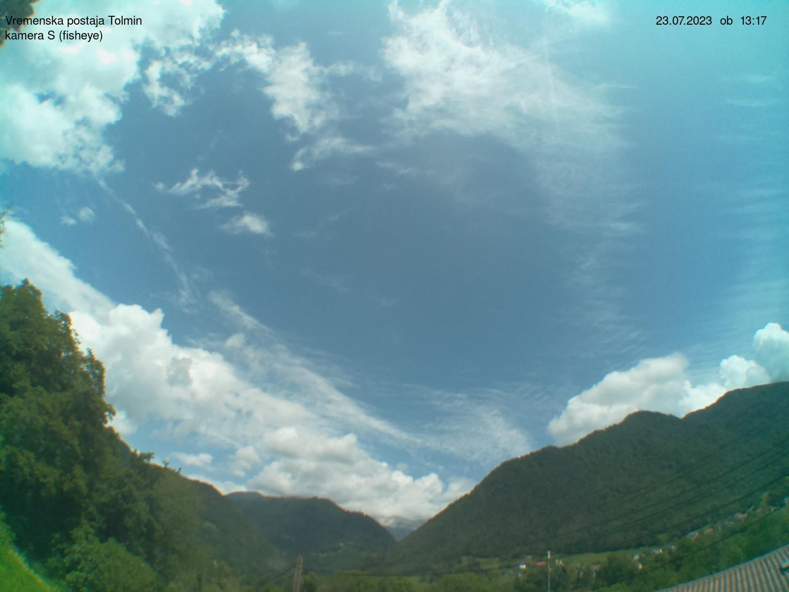 Pogled proti Razorju